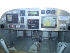 RV-9A instrument panel design