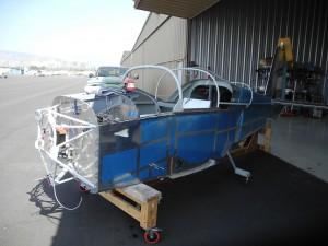 RV-9A fusealage