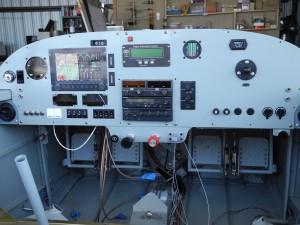 RV-9A panel