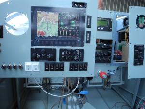 RV-9A Panel work